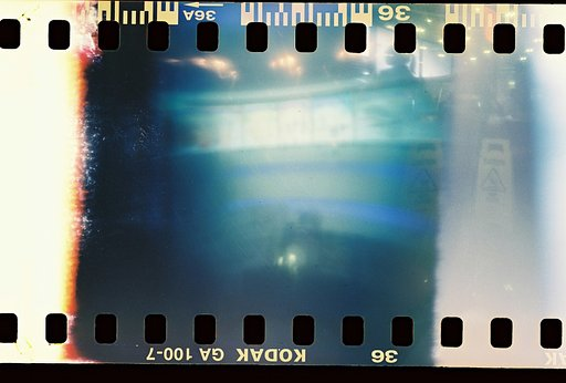 Pinhole Passion: Mini Blender 35mm Project