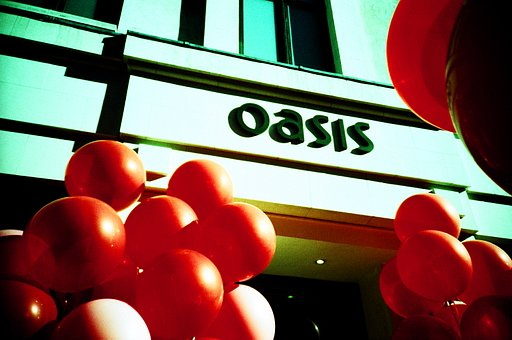 The Opening of the New Oasis Store on Argyll Street, London