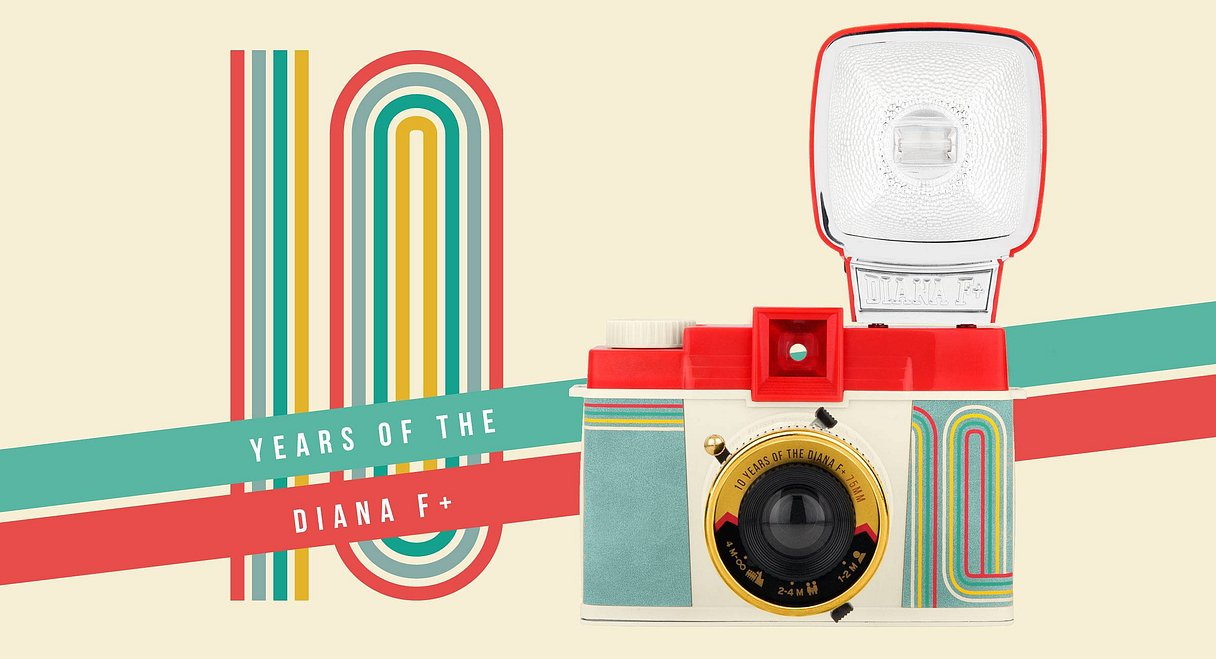 Diana F+ 10 Years of Diana Edition