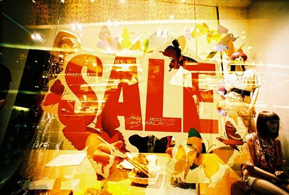 The BIG Sample Sale at Lomography Gallery Stores East London and Soho!