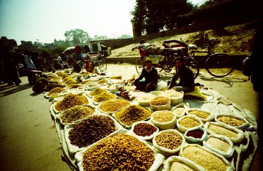 Tales from the Trip: Spices on the Street