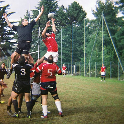 Awesome Albums: La Diana E Il Rugby by sirio174