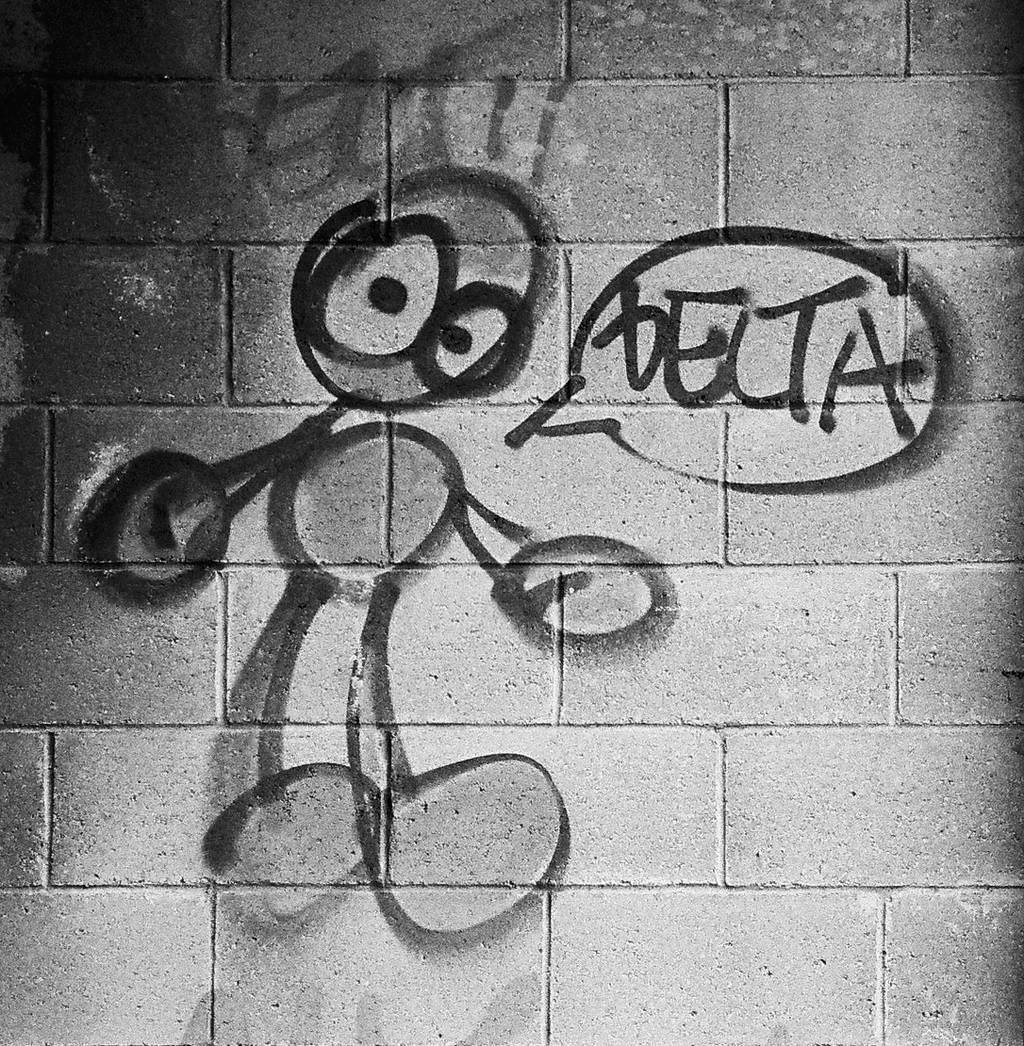 A Salute to the Masters: On the Walls (A Tribute to Brassaï)