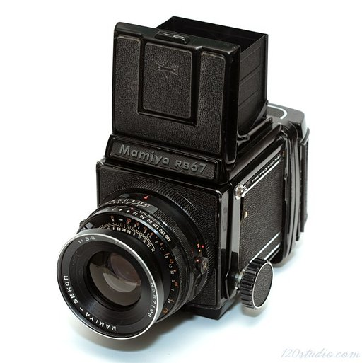 Lomopedia: Mamiya RB67