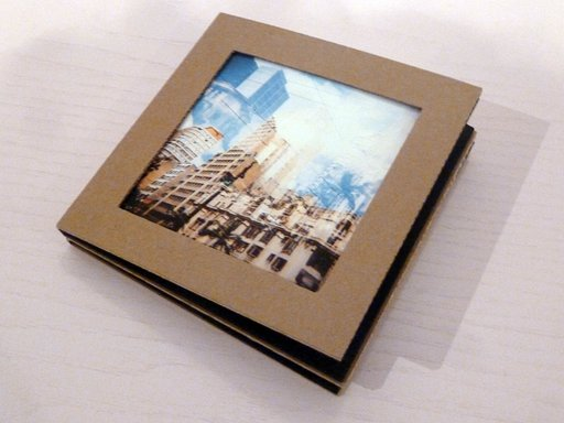 CD Jacket? Photo Frame? A 2-in-1 DIY Present!