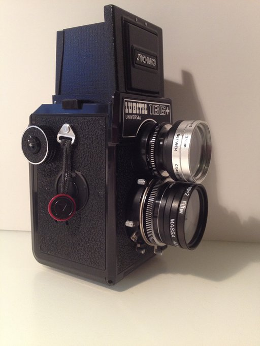 How to Take Close-Up Shots With Your Lubitel 166+ That are IN FOCUS!