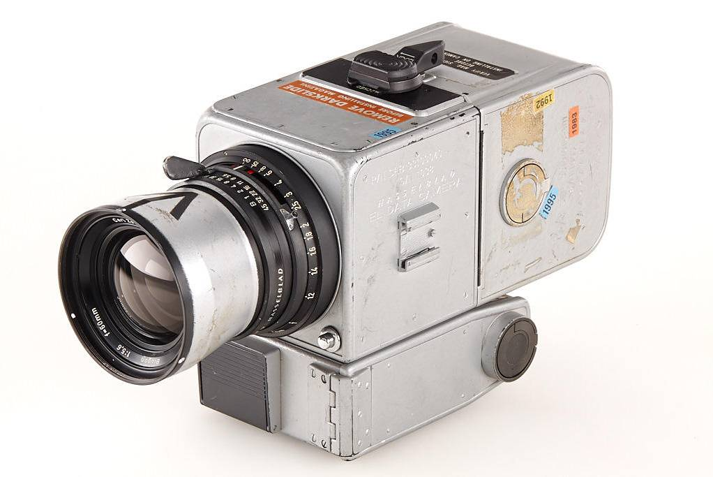Hasselblad Moon Camera Sells for Close to $1M at Vienna Auction