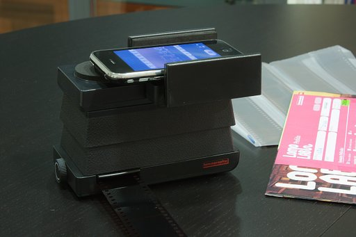 Lomography Smartphone Film Scanner: The Mighty Scanner