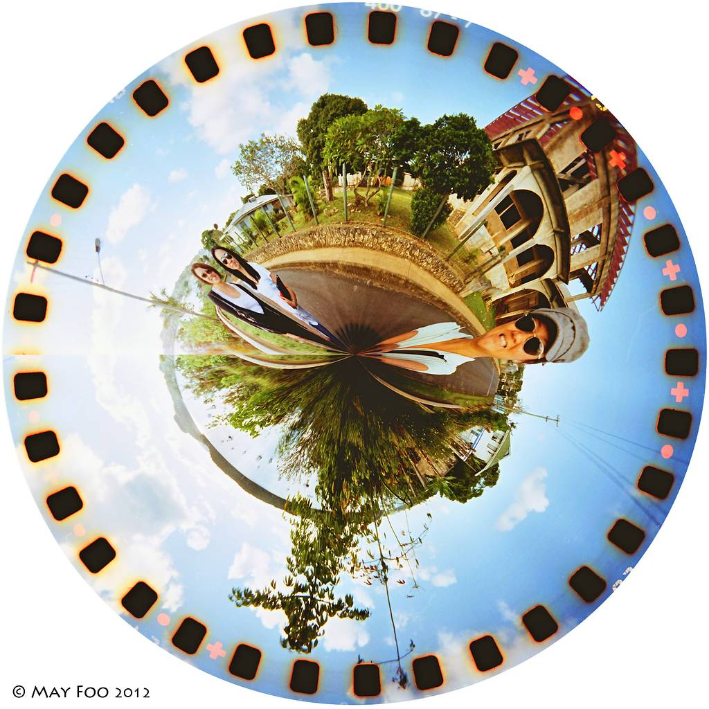 A Marriage Between Analogue and Digital: Stereographic Spinner 360 Photos