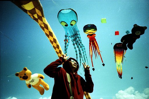 Pictures That Shaped Lomography 2009
