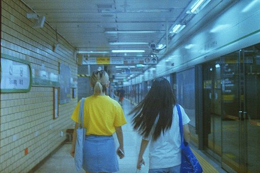 Around the World in Analogue: Getting Lost in Seoul