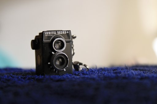 The Lubitel 166+ Keychain: My Favorite!