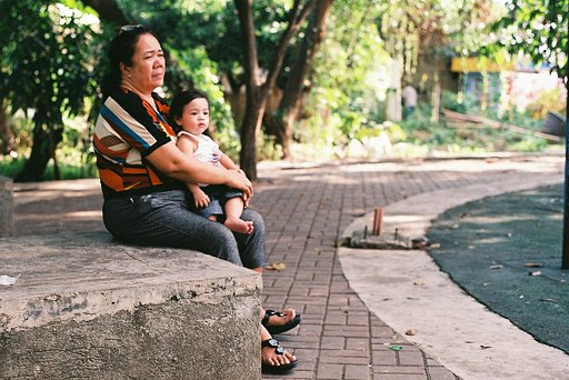 Photographing Three Mothers