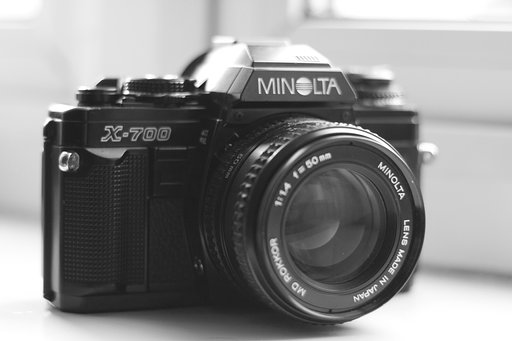Minolta X-700: My Favorite 35 mm SLR