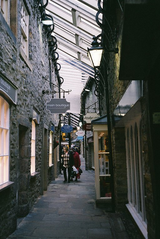 Spring Fling: Spend a Saturday Shopping in Skipton, UK