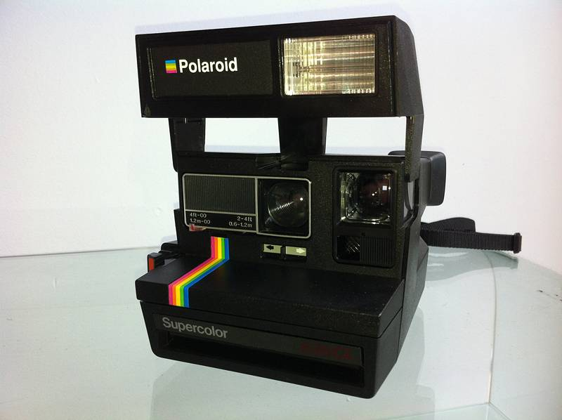 Getting Instant with the Polaroid 635 CL