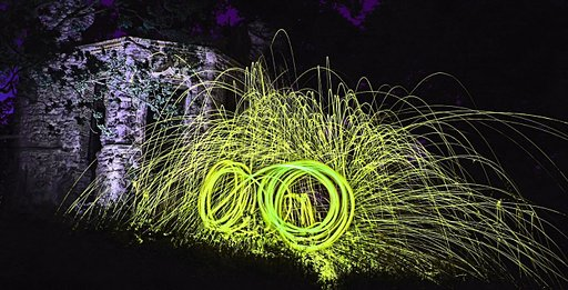 Crashing and Burning: My Epic Quest for Colored Sparks