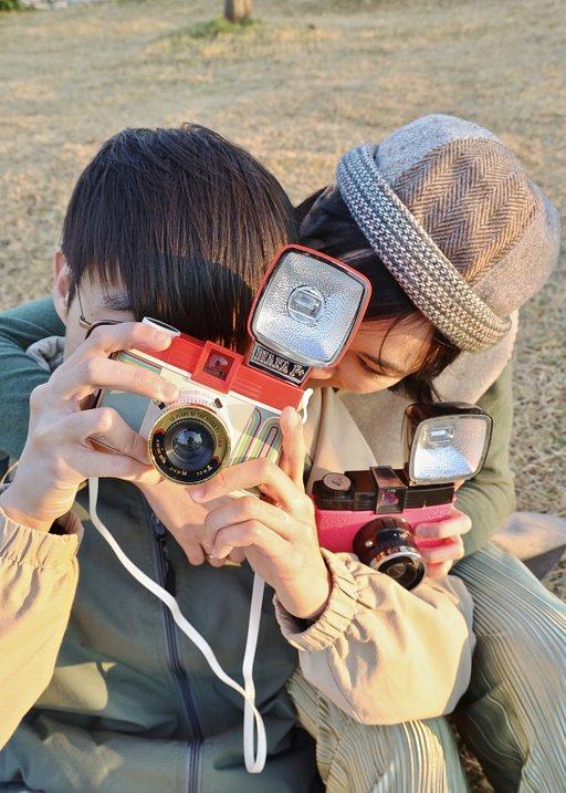 【情人节特辑】和心爱的伴侣一人一部 Diana,一起缔造美好回忆!
