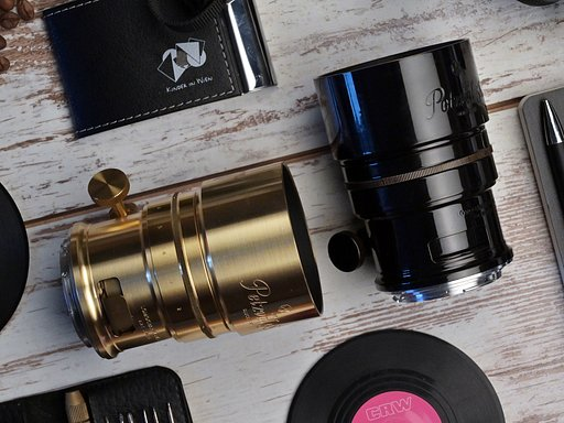 Take Home Free Lens Accessories Your New Petzval 58 Bokeh Control Art Lens!
