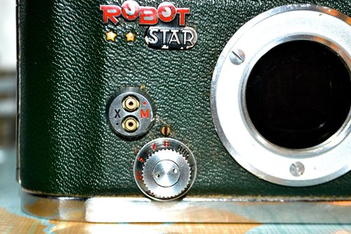 Berning Robot Star: Small but mighty