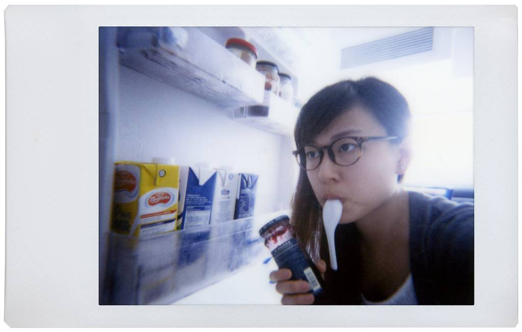 Day In A Lomo'Instant: Fish