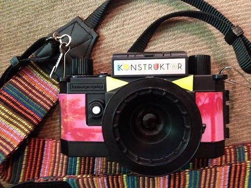 The Lomographer's Weekend Checklist: A Tinkerer's Grind
