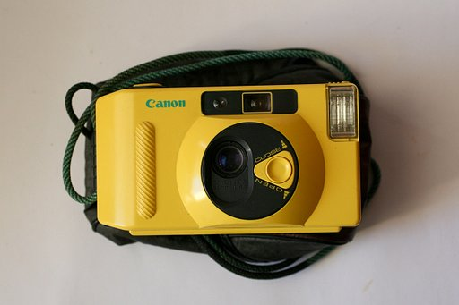 Lomopedia: Canon Snappy S