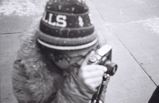 Our Diana F+ Snow Day!