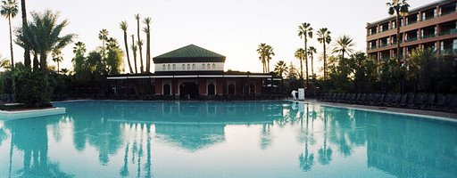 La Mamounia - Oasis of Beauty