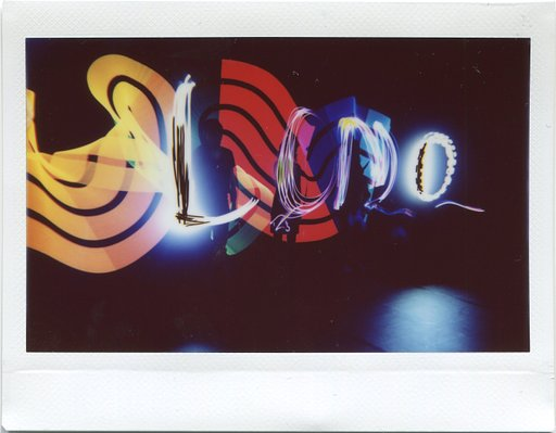 Retour sur l'Atelier Light Painting avec Analog you !