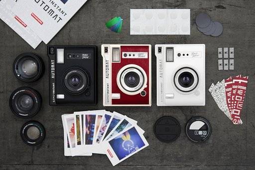 Welcome To The Lomo'Instant Family