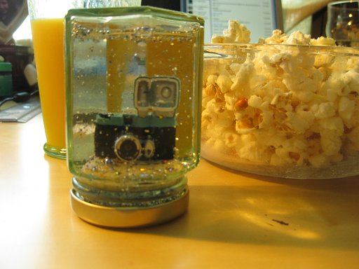 Crafty Charms: Make a Lomo Snow Globe!