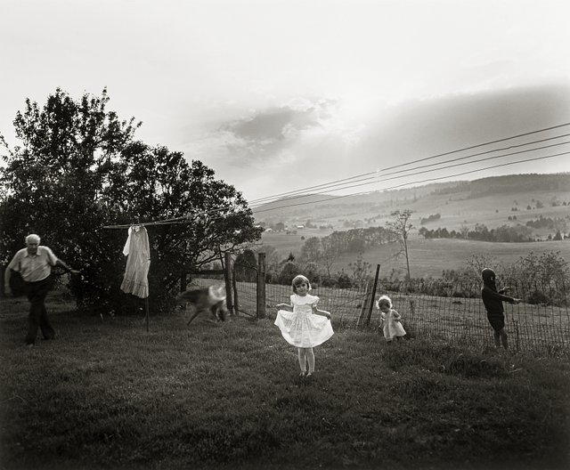 American Life in Black and White: Photography by Sally Mann