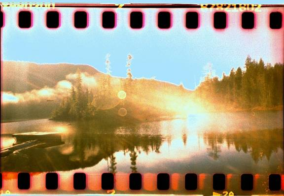 Sunny 16 Table Guide To Film Speed For Toy Cameras