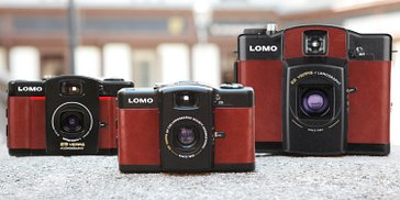 Lomo LC-A Family 25th Anniversary Editions
