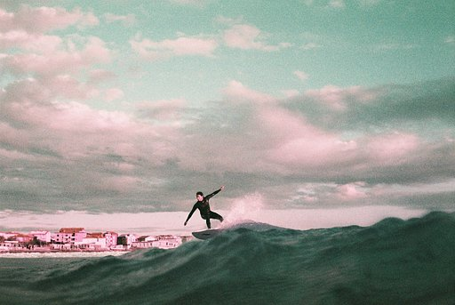 Giulio Pascucci on Combining Two Great Passions, Analogue Photography and Surfing