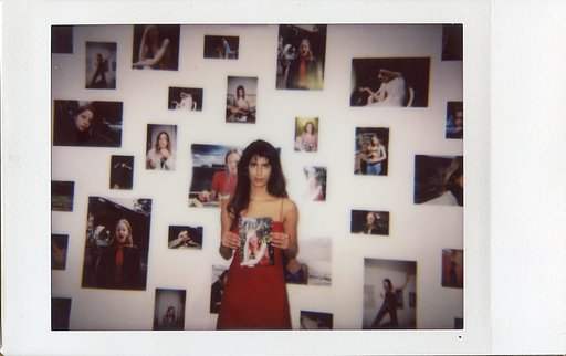 Summer Diary With Rosaline Shahnavaz and Her Lomo'Instant Automat