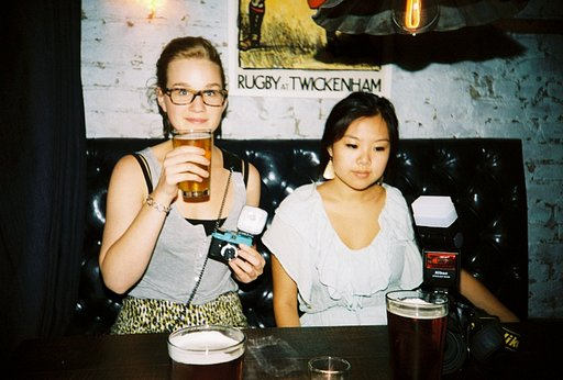 Workshop Highlights: Liquor Up with Lomography