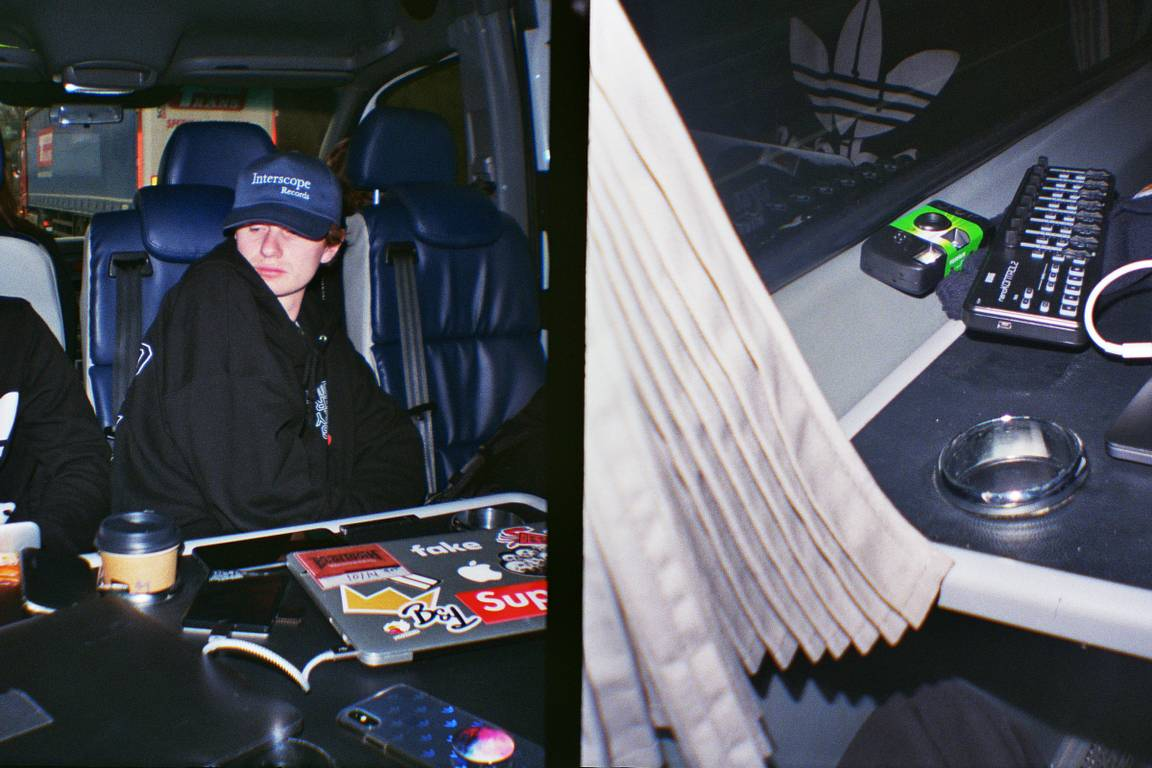 Tour Diary: On the Road with Louis The Child