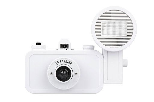 Dit is de La Sardina DIY - customize je eigen unieke camera!
