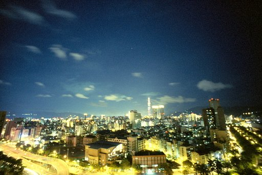 Beautiful Long Exposure Shots Taken Using the Lomo LC-Wide