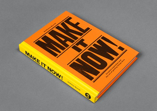 Make It Now: Anthony Burrill x Lomography Competition
