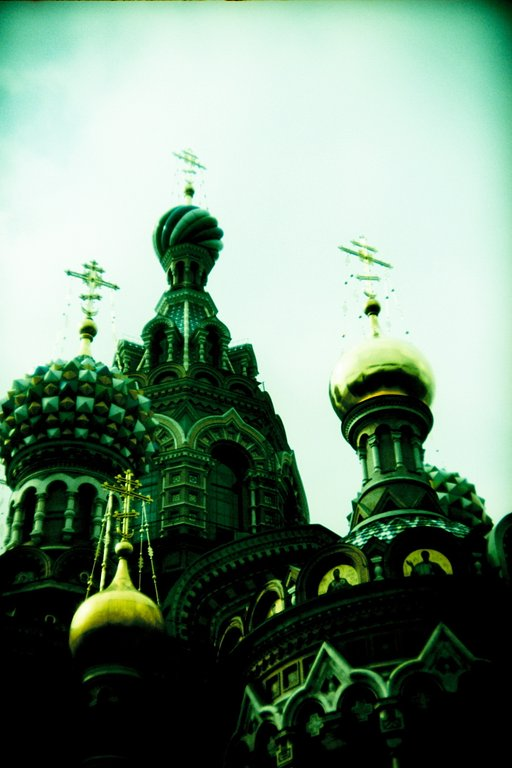Russian LOMO Tour (Moscow, Russia)