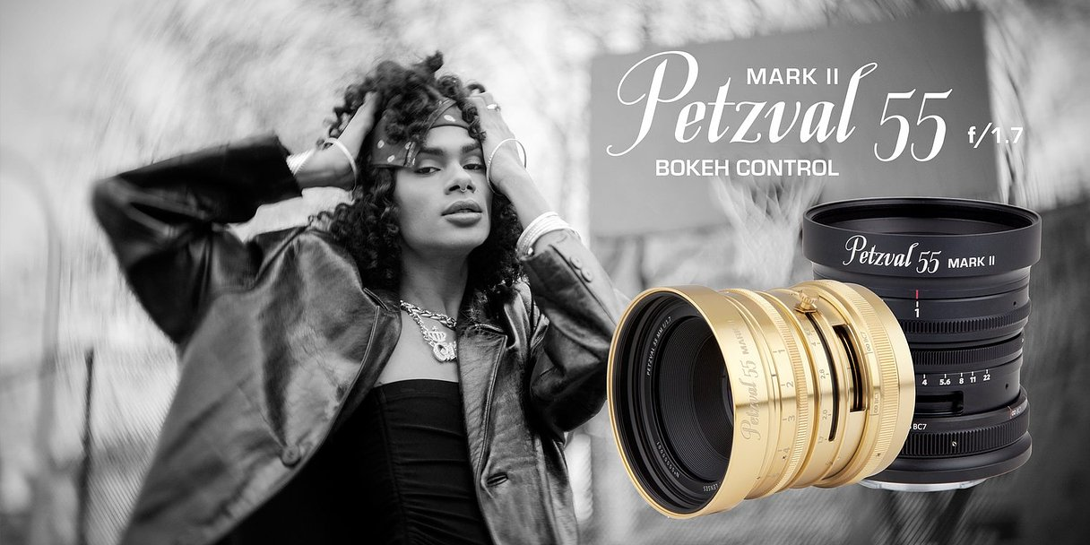 The New Petzval 55 mm f/1.7
