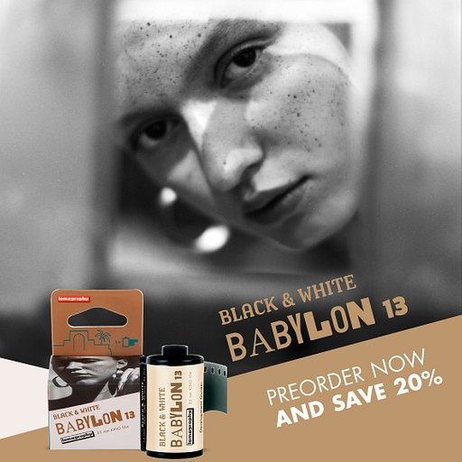 Last Chance to Save 20% on Our Latest B&W Baby, the Babylon Kino!