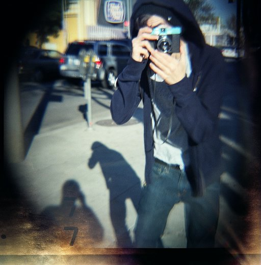 Diana F+: Life Through a Plastic Lens Workshop at the Lomography Gallery Store LA!