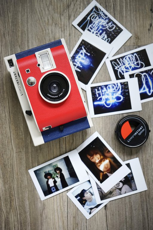 How To Take Unique Instant Portrait Photos with the Lomo'Instant Splitzer