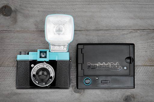 Make Dreamy Diana Instant Mini Memories with Diana F+ Instant Camera Classic