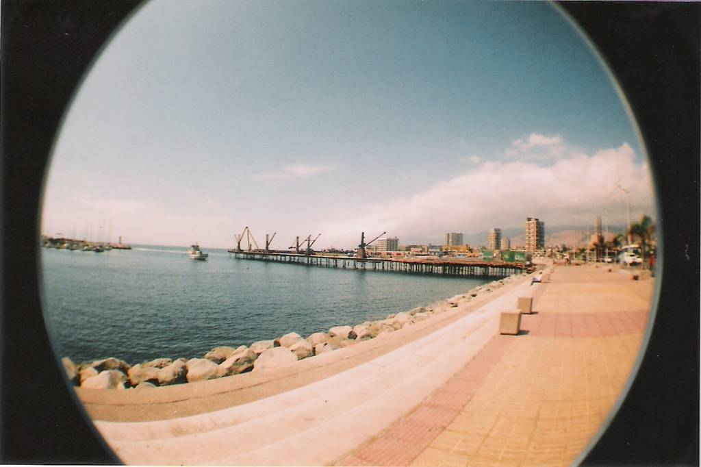 Antofagasta, Where the Desert and the Sea Meets