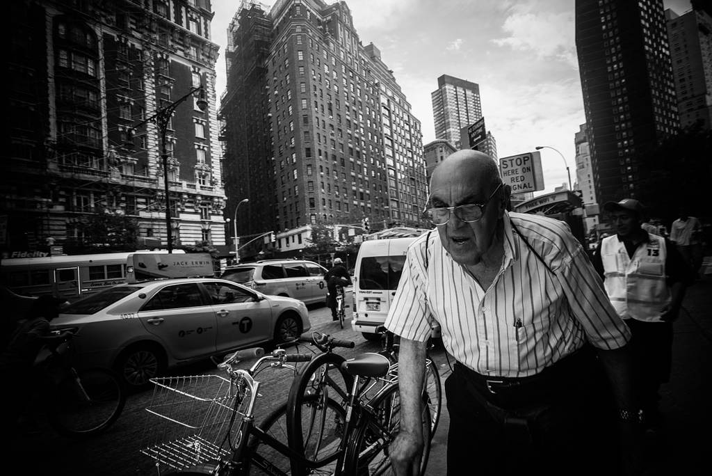 Through New York City with Markus Hartel and the New Russar+